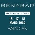 Bénabar au Bataclan