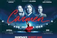 Carmen au Stade de France