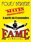 Fame, le musical aux Folies Bergère