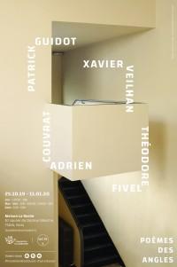 Poèmes des Angles à la Fondation Le Corbusier