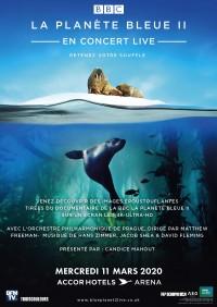 Ciné-concert « La Planète bleue II » à l'AccorHotels Arena
