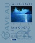 Junko Okazaki salle Gaveau