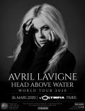 Avril Lavigne à l'Olympia