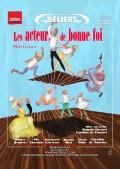 Les Acteurs de bonne foi au Théâtre des Béliers parisiens