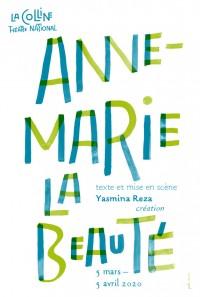 Anne-Marie la beauté au Théâtre national de la Colline