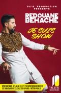 Redouane Behache : Je suis show au Théâtre de Dix Heures