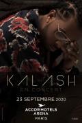 Kalash à l'AccorHotels Arena
