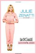 Julie Zenatti à la Cigale