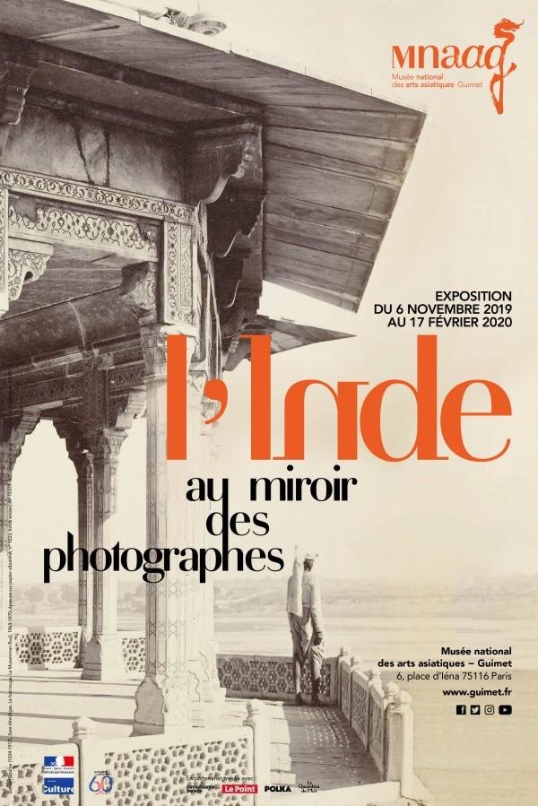 L'Inde, au miroir des photographes au Musée Guimet