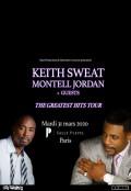 Keith Sweat et Montell Jordan salle Pleyel
