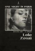 Lolo Zouaï au Trianon