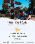 YBN Cordae à la Bellevilloise