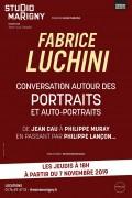 Fabrice Luchini : conversation autour des portraits et auto-portraits au Théâtre Marigny