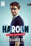 Haroun au Théâtre Édouard VII
