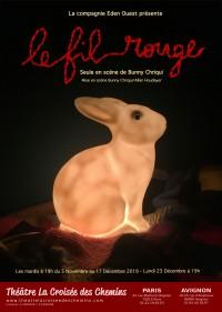 Le Fil rouge au Théâtre La Croisée des Chemins
