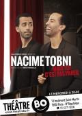 Nacime Tobni : Mais toi c'est pas pareil au Théâtre BO Saint-Martin