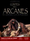 Contes des Arcanes au Théâtre La Croisée des Chemins