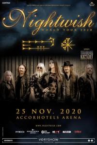 Nightwish à l'AccorHotels Arena