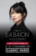 La Bajon au Casino de Paris