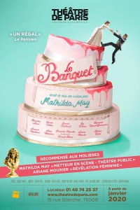 Le Banquet au Théâtre de Paris