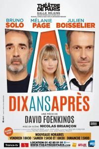 10 ans après au Théâtre de Paris