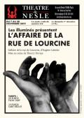 L'Affaire de la rue de Lourcine au Théâtre de Nesle