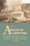 Trésors de l'Albertina : Dessins d'architecture à la Cité de l'Architecture et du Patrimoine