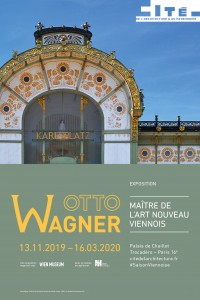 Otto Wagner : Maître de l'art nouveau viennois à la Cité de l'Architecture et du Patrimoine