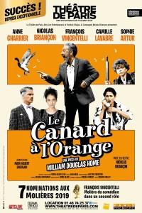 Le Canard à l'orange au Théâtre de Paris
