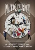 Place de l'Horloge au Théâtre du Petit Parmentier