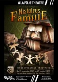 Histoires de famille à la Folie Théâtre