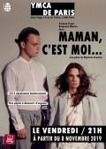 Maman, c'est moi… au YMCA de Paris