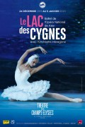 Le Lac des Cygnes au Théâtre des Champs-Élysées
