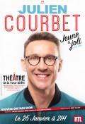Julien Courbet : Jeune et joli… à 50 ans au Théâtre de la Tour Eiffel