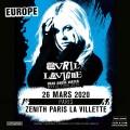 Avril Lavigne au Zénith de Paris