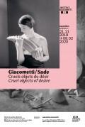 Giacometti / Sade à l'Institut Giacometti
