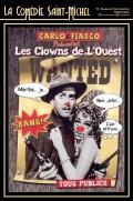 Les Clowns de l'Ouest à la Comédie Saint-Michel