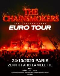 The Chainsmokers au Zénith