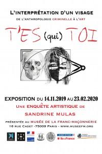 T'ES (qui) TOI au Musée de la Franc-Maçonnerie