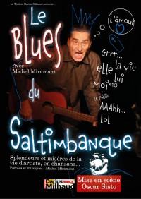 Le Blues du saltimbanque au Théâtre Darius Milhaud