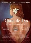 Diane de Lys au Théâtre du Gymnase