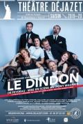 Le Dindon au Théâtre Déjazet