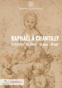 Raphaël à Chantilly au Domaine de Chantilly