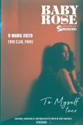 Baby Rose au 1999