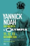 Yannick Noah à l'Olympia
