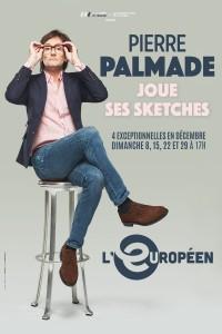 Pierre Palmade joue ses sketches à L'Européen