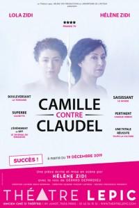 Camille contre Claudel au Théâtre Lepic