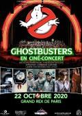 « Ghostbusters » en ciné-concert au Grand Rex