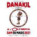 Danakil à l'Olympia