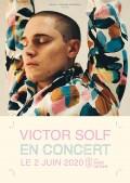 Victor Solf à la Gaîté lyrique